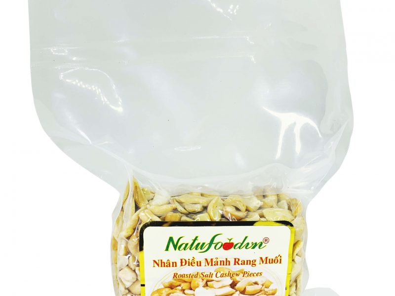 Vietnam roasted salt LP cashew kernels