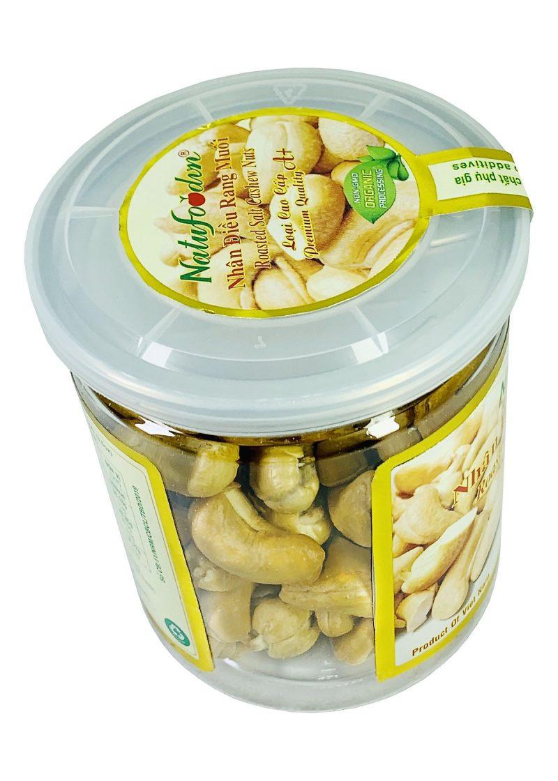 vietnam roasted salt cashew can 225