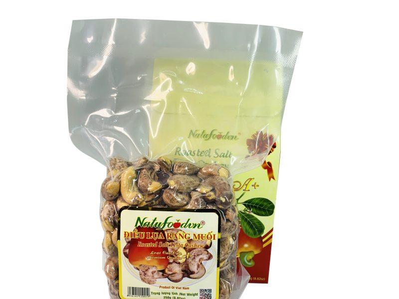 vietnam-roasted-salt-testa-cashewnut 250g bag