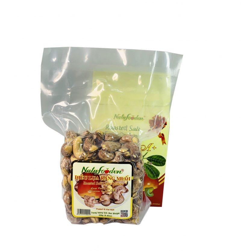 vietnam-roasted-salt-testa-cashewnut 250g bag